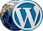 Managed WordPress worldweb CMS blog/site