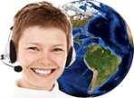 Free 24/7 Customer Support American English and Spansh Call Center