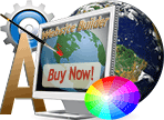 Use our easy Website Builder to market your reseller hosting store online